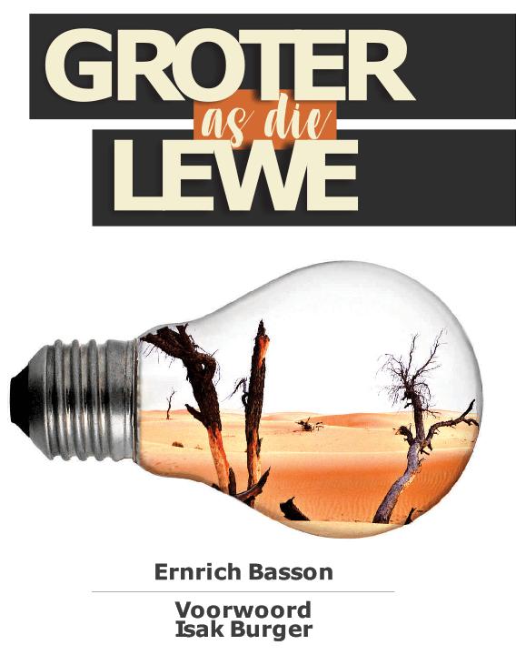 Groeter As Die Lewe
